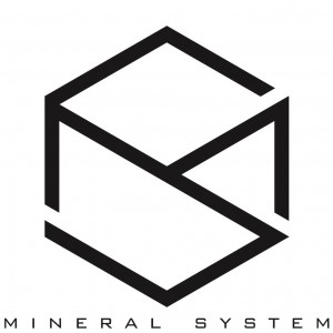 LOGO MINERAL SYSTEM FOND BLANC